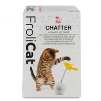 PetSafe FroliCat Chatter ПЕТСЕЙФ ФРОЛИКЕТ ПТИЧКА интерактивная игрушка-неваляшка для кошек