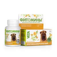 Veda Фитомины Против аллергии собак