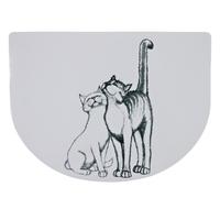 Коврик под миски для котов, Trixie 24540