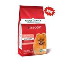 Arden Grange (Арден Грендж) Mini Adult – сухой корм для взрослых собак мелких пород со свежей курицей и рисом