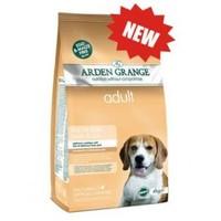 Arden Grange Adult Dog Pork & Rice (корм для собак, со свининой и рисом)
