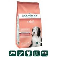 Arden Grange (Арден Грендж) Adult Salmon & Rice - сухой корм для собак с чувствительным желудком и кожей (с лососем и рисом)