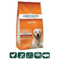 Arden Grange Senior Dog fresh chicken & rice ( корм для пожилых собак, курица с рисом)