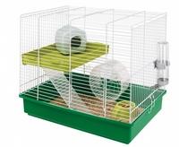 HAMSTER DUO Двухэтажная клетка для хомяков