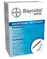 Байцидал (Baycidal) ВП25 инсектицид, 1 кг, Bayer (Байер)