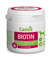 Canvit Biotin for dogs