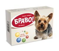 Браво д/собак мелких пород №300