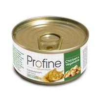 Profine Cat Chicken & Vegetable (курица и овощи)