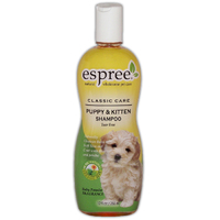 ESPREE (Эспри) PUPPY and KITTEN SHAMPOO Шампунь для щенков и котят. Формула «без слез»