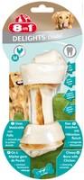 8in1 Dental Delights узловая кость для чистки зубов