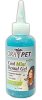 Dental Gel with crystals