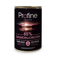 Profine Dog Salmon & Chicken (лосось/курица/картофель)
