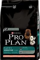 Pro Plan Puppy Sensitive Salmon & Rice для щенков всех пород