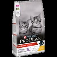 Про План сухой корм для котят с курицей 1,5 кг