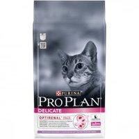 ProPlan Delicate. З індичкою. Для котів з чутливою шкірою