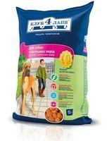 Клуб 4 лапы Сухой рацион премиум класса для взрослых собак гигантских пород - 12 кг