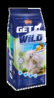 Полноценный сухой корм для взрослых собак GETWILD SENSITIVE