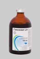 Гексазол инъекц., антибактериальный препарат