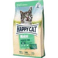 Happy Cat Minkas Perfect Mix сухий корм для дорослих котів з птицею, ягням та рибою
