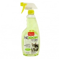 Hartz Nodor litter spray Ароматизированный уничтожитель запаха в кошачьих туалетах