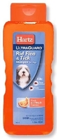 Hartz Ultra Guard Rid Flea & Tick Shampoo for Dogs Шампунь от блох и клещей с ароматом цитруса