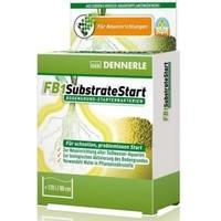 Бактерии стартовые Dennerle FB1 SubstrateStart для аквариумного грунта, 50г
