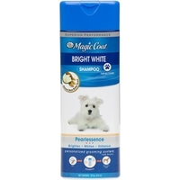 Four Paws Magic Coat Bright White Shampoo Шампунь для белых и cветлых собак отбеливающий