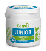 Canvit Junior for dogs-комплекс витаминов для щенков
