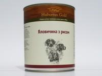 Hubertus Gold. Говядина с рисом