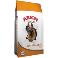 Корм для пожилых собак ARION Friends Senior & Light, 15 кг