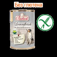 Lammfleisch - ягненок + рис + творог + отруби