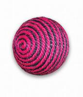 Когтеточка шарик красно-черный. Unizoo