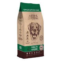 Сухой корм Home Food Premium для взрослых собак малых пород, с рыбой и кроликом, 10 кг