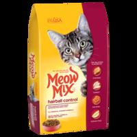 Meow Mix Hairball для кошек