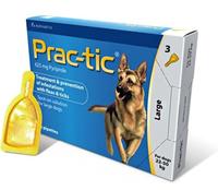 Novartis Prac-tic (Прак-тик) для собак от 22кг