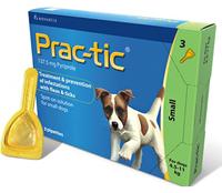 Novartis Prac-tic (Прак-тик) для собак 4,5 - 11кг