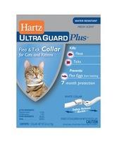 Хартц Ультра Гард Плюс ошейник инсекто-акарицидный для кошек на 7 мес., (белый),