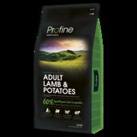 Profine ADULT LAMB & POTATOES ягненок и картофель для взрослых собак
