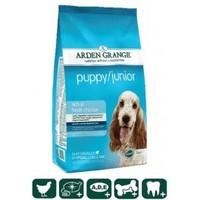 Arden Grange Puppy/Junior – rich in fresh chicken ( корм для щенков и молодых собак, курица)