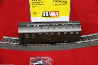BRAWA Spur H0 45810 ZELLENWAGEN Z28 der DRG