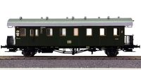 Brawa 45751 – 2. Klasse Personenwagen mit Postabteil der DB