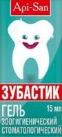 Api San ЗУБАСТИК гель стоматологический