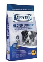 Happy Dog Supreme MEDIUM JUNIOR 25