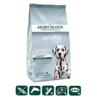 Arden Grange Adult Dog Sensitive - Ocean White Fish and Potato (Арден Грендж Сенситив, корм для собак с чувствительным пищеварением, океаническая белая рыба и картофель)