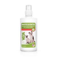 Фитоэлита шампунь инсектицидный для собак и кошек, 220 мл, Веда