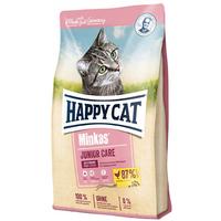 Happe Cat Minkas Jun Care сухий корм для кошенят з птицею, з 13-го тижня життя