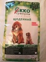 Корм для щенков ежедневнный четырехлистник ЭККО-ГРАНУЛА - 10 кг